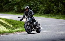 Motorcycle desktop wallpapers BMW R nineT Pure - 2016