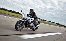 Motorcycle desktop wallpapers BMW R nineT Racer - 2016
