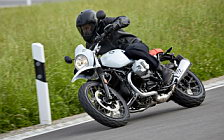 Motorcycle desktop wallpapers BMW R nineT Urban GS - 2016