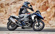 Motorcycle desktop wallpapers BMW R 1200 GS Rallye - 2016