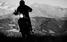 Wallpapers custom motorcycle Deus Ex Machina Orsini Viper 2016 Kawasaki W800 2016