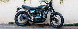 Deus Ex Machina Orsini Viper 2016 Kawasaki W800 2016