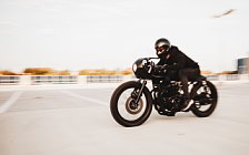 2015 Hookie Co Black Mamba 2017 Honda CB550 1973 custom motorcycle desktop wallpapers