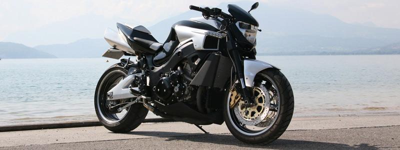 Motorcycles wallpapers Lazareth Suzuki Hayabuza Roadster 2004 - Motorcycle wallpapers