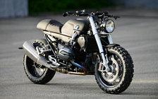 Wallpapers custom motorcycle Lazareth BMW R1200R Scrambler 2015