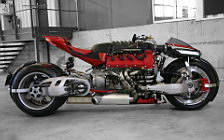 Wallpapers custom motorcycle Lazareth LM 847 2016