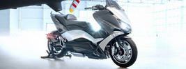 Lazareth Yamaha 530 Tmax Hypermodified 2012