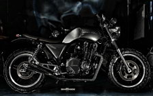 Wallpapers custom motorcycle Studio Motor The Ashen 2016 Honda CB1100F 2013