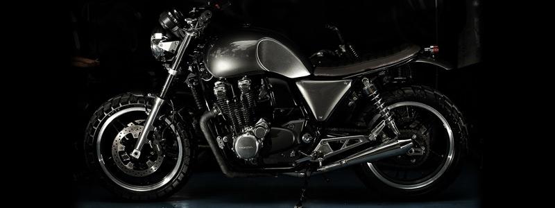 Motorcycles wallpapers Studio Motor The Ashen 2016 Honda CB1100F 2013 - Motorcycle wallpapers