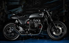 Wallpapers custom motorcycle Studio Motor The Minka 2016 Yamaha XS650 Special 1982