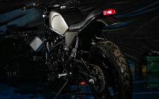 Wallpapers custom motorcycle Studio Motor The Temper 2 2016 Kawasaki Versys 650 2014