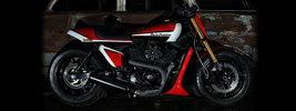 Studio Motor The Docs 2016 Harley Davidson Street 500 2015