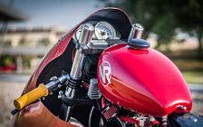Wallpapers custom motorcycle VR Customs Hero Xtreme 150 Turbo 2017