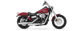 Harley-Davidson Dyna Street Bob - 2012