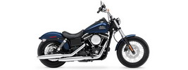 Harley-Davidson Dyna Street Bob - 2013