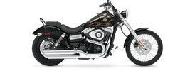 Harley-Davidson Dyna Wide Glide - 2015