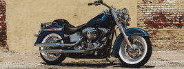 Harley-Davidson Softail Deluxe - 2016