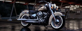Harley-Davidson Softail Deluxe - 2018