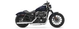 Harley-Davidson Sportster Iron 883 - 2012