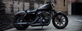 Harley-Davidson Sportster Iron 883 - 2018