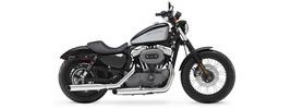 Harley-Davidson Sportster Nightster - 2012