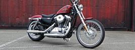 Harley-Davidson Sportster Seventy Two - 2012