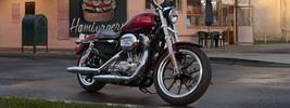 Harley-Davidson Sportster SuperLow - 2012