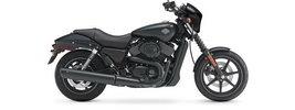 Harley-Davidson XG750 Street - 2015