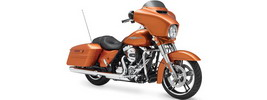 Harley-Davidson Touring Street Glide Special - 2014