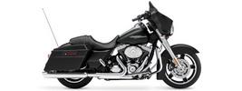 Harley-Davidson Touring Street Glide - 2013