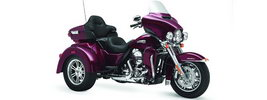 Harley-Davidson Trike Tri Glide Ultra Classic - 2015