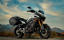 Motorcycle wallpapers Yamaha FJ-09 - 2017