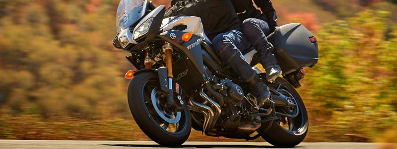 Motorcycles wallpapers Yamaha FJ-09 - 2017 - Car wallpapers