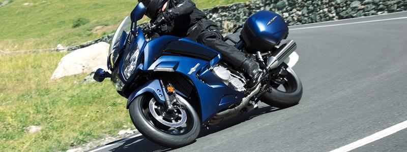 Motorcycles wallpapers Yamaha FJR1300ES - 2018 - Car wallpapers