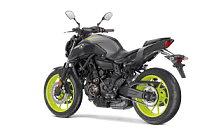Motorcycle wallpapers Yamaha MT-07 - 2018