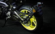 Motorcycle wallpapers Yamaha MT-09 - 2018