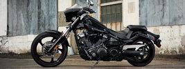 Yamaha Raider Bullet Cowl - 2015