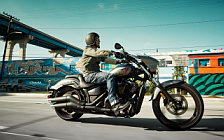 Motorcycle wallpapers Yamaha Stryker Bullet Cowl - 2016