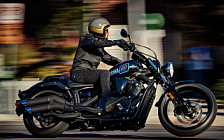 Motorcycle wallpapers Yamaha Stryker - 2017