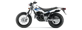 Yamaha TW200 - 2012