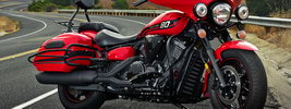 Yamaha V Star 1300 Deluxe - 2015