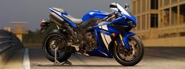 Yamaha YZF-R1 - 2012