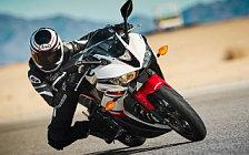 Motorcycle wallpapers Yamaha YZF-R3 - 2016