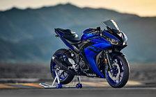 Motorcycle wallpapers Yamaha YZF-R3 - 2018