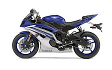 Motorcycle wallpapers Yamaha YZF-R6 - 2016